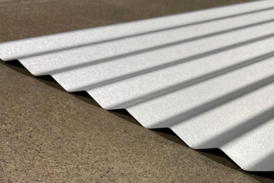 Half Inch Corrugated Exposed Fastener